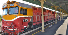 Rail Services in Australia