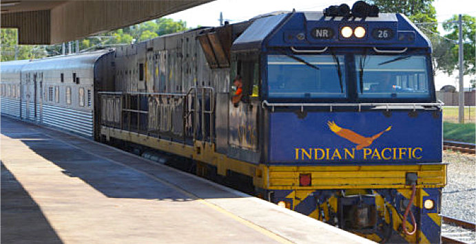 Australian and World Rail Tours